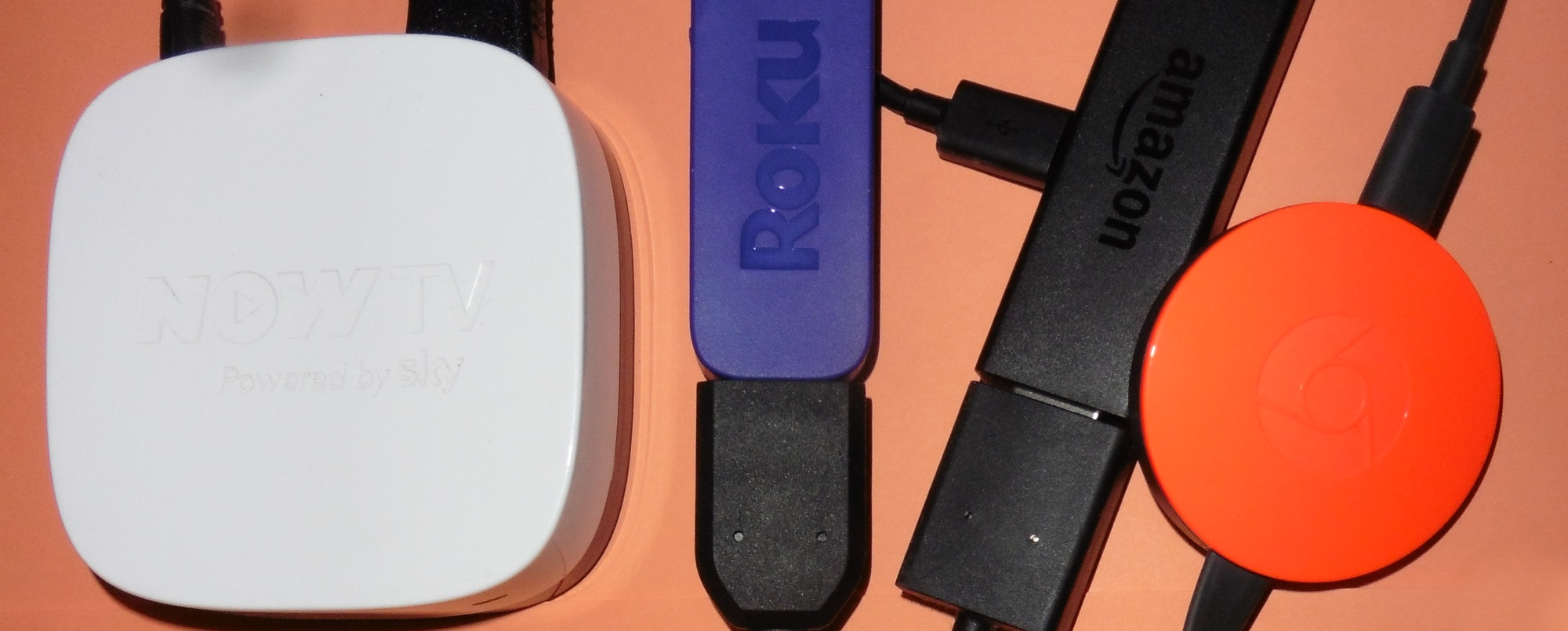 Streaming Sticks